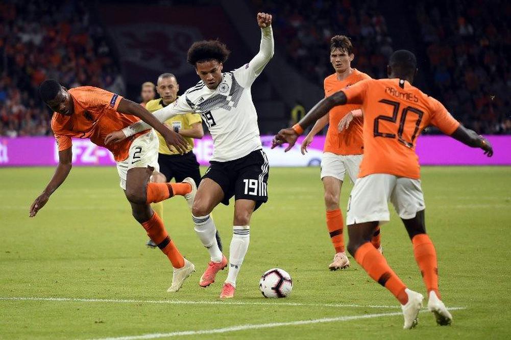 هولندا و ألمانيا