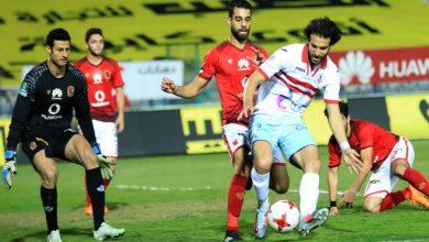 محمود علاء ضد الأهلي