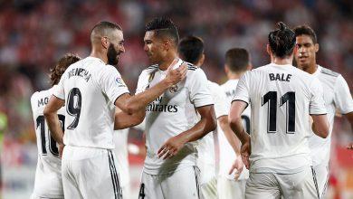 Photo of عاجل ورسميا.. تشكيل ريال مدريد أمام خيتافي بالليجا