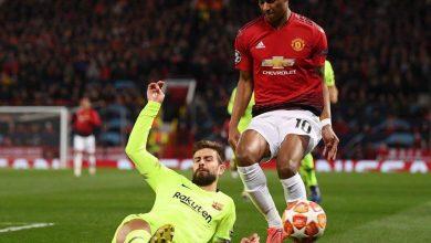 الأفضل والأسوأ في فوز برشلونة أمام يونايتد بالأولد ترافورد