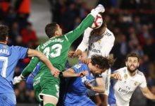 خيتافي وريال مدريد