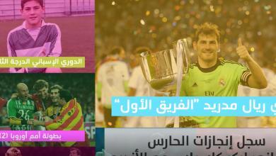 Photo of سجل إنجازات الحارس الاسباني إيكر كاسياس مع الأنديه ومنتخب إسبانيا