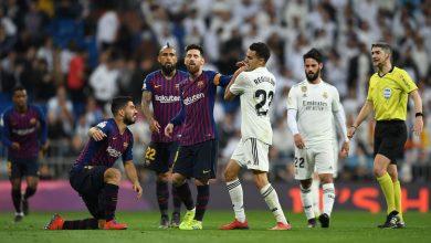 Photo of آخر أخبار برشلونة وريال مدريد اليوم الإثنين