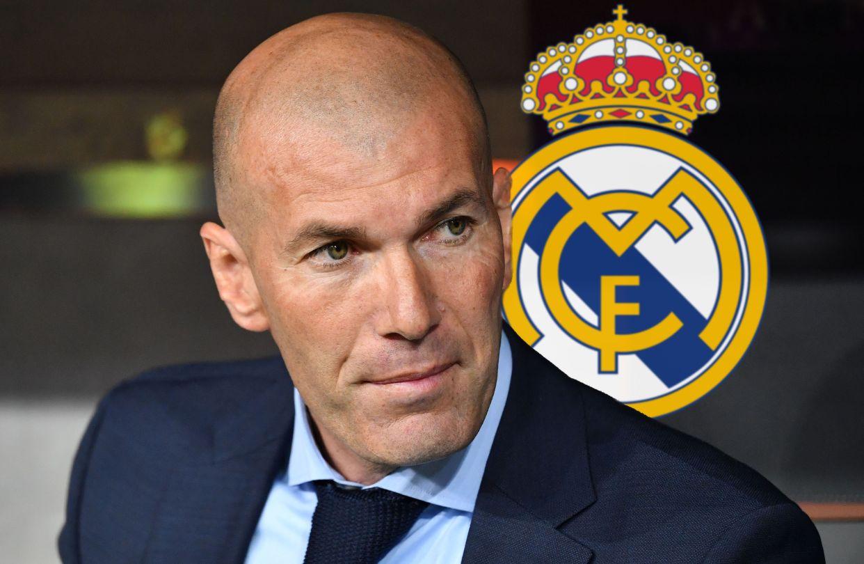 زيدان يفتعل مشكلة مع الإدارة في ريال مدريد