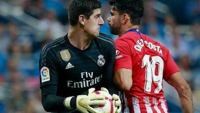 ماركا تُقيم موسم كورتوا مع ريال مدريد