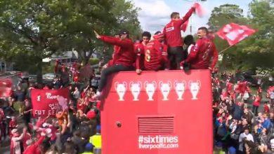 احتفالات ليفربول