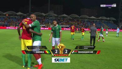 اهداف مدغشقر وغينيا