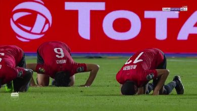 صورة أهداف مباراة مصر والكونغو (2-0) .. كأس الأمم الأفريقية