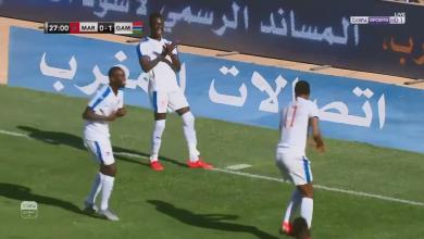 Photo of هدف غامبيا الأول في مرمى المغرب.. مباراة ودية