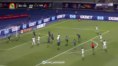 Photo of هدف السنغال الثاني الصاروووخي في مرمى تنزانيا.. كأس الأمم الأفريقية