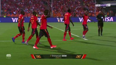 هدف اوغندا الاول