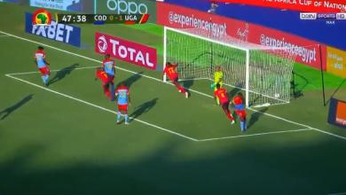 صورة هدف أوغندا الثاني في مرمى الكونغو (2-0) .. كأس الأمم الأفريقيه