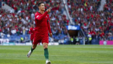 Photo of هدف كريستيانو رونالدو الثاني في مرمى سويسرا.. دوري الأمم الأوروبية