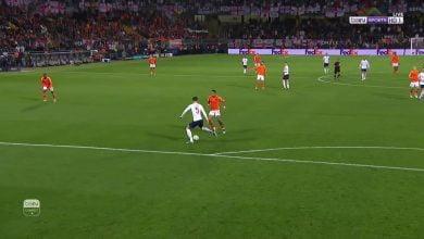 هدف هولندا الثاني