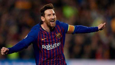 صورة ميسي يفاجئ برشلونة بهذه الخطوة