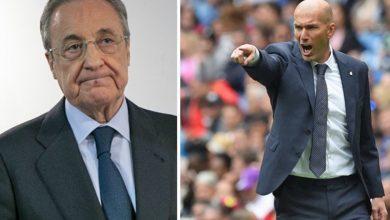 Photo of تقرير: زيدان على وشك الاستقالة من ريال مدريد بسبب بوجبا