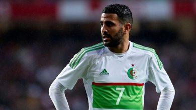 نجم الجزائر رياض محرز
