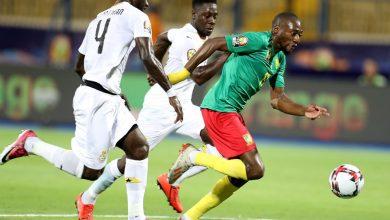 غانا والكاميرون