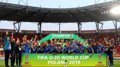 أوكرانيا تتوج بكأس العالم للشباب على حساب كوريا الجنوبية