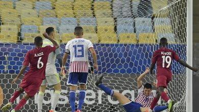 قطر تخطف تعادل ثمين أمام باراجواي في كوبا أمريكا