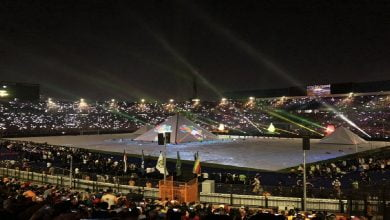 صورة مصر تُبهر العالم بحفل افتتاح أسطوري لأمم إفريقيا (فيديو)