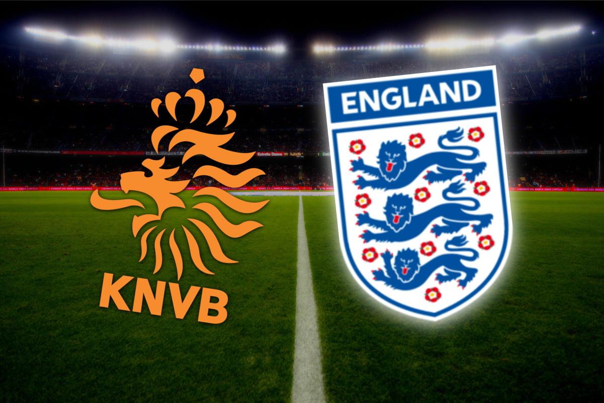 هولندا وإنجلترا