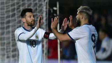 صورة مدرب الأرجنتين يعلن التشكيل الرسمي لمواجهة كولومبيا