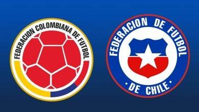 كولومبيا وتشيلي