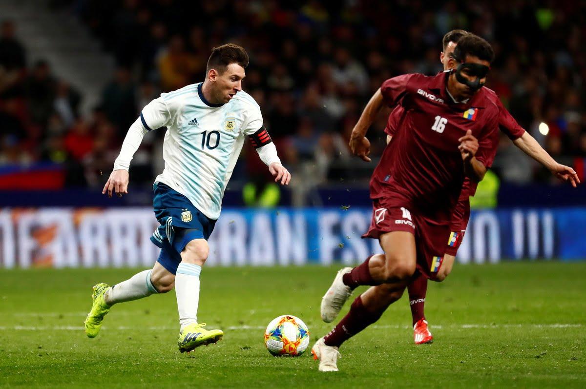 الأرجنتين وفنزويلا