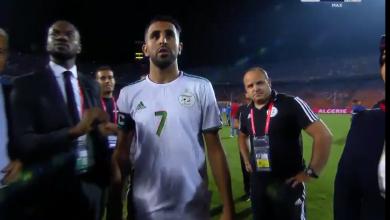 صورة لحظة تتويج الجزائر بكأس أمم أفريقيا 2019