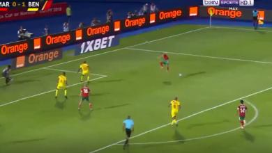 Photo of شاهد .. لقطة كوميدية لحكيم زياش في مباراة المغرب وبنين
