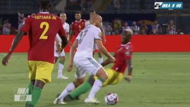 لاعب الجزائر