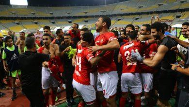 Photo of الأهلي يحتفل بالدوري في مباراة الزمالك