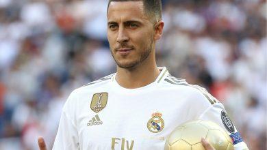 هازارد: جاهز لتحمل الضغوط في ريال مدريد