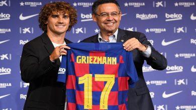 برشلونة: لم نظلم أتلتيكو مدريد في صفقة جريزمان