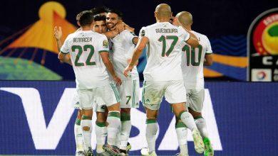 منتخب الجزائر يتلقى ضربة موجعة بإصابة نجمه قبل موقعة نيجيريا