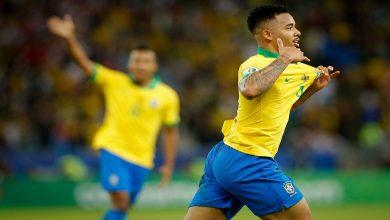 صورة البرازيل بطلا لكوبا أمريكا للمرة التاسعة بثلاثية في بيرو