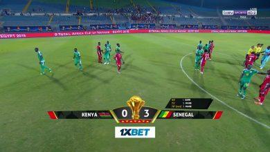 اهداف السنغال