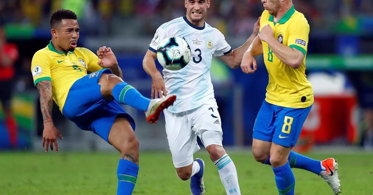الارجنتين والبرازيل