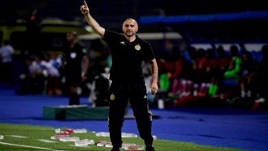صورة بلماضي بعد التتويج: لاعبو الجزائر أبطال ولا أساوي شيئا بدونهم