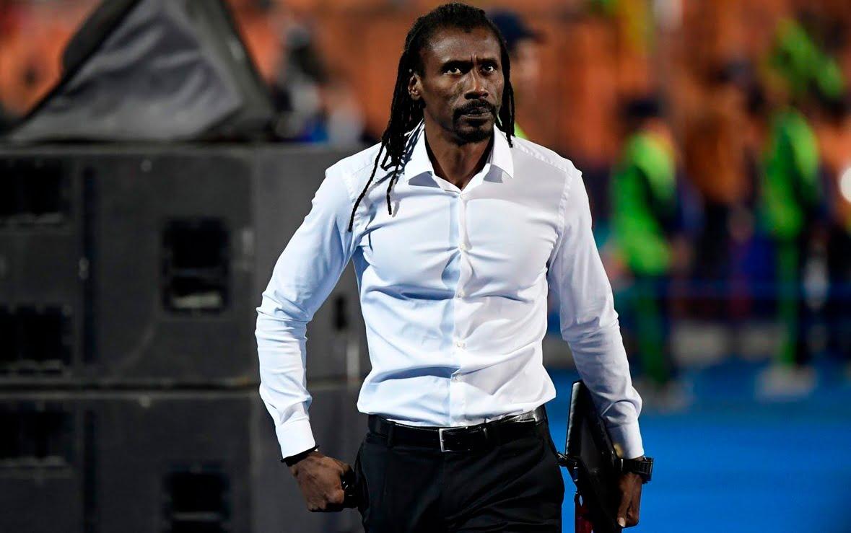 سيسيه: استحقينا الفوز على الجزائر لكن هذه هي كرة القدم