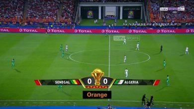 صورة هدف الجزائر الأول الغريب في مرمى السنغال .. بتعليق حفيظ دراجي