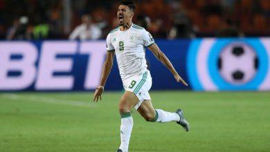 صورة بونجاح: دخلنا التاريخ وأشكر الشعب الجزائري