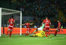 نيجيريا تحصد برونزية أمم إفريقيا على حساب تونس