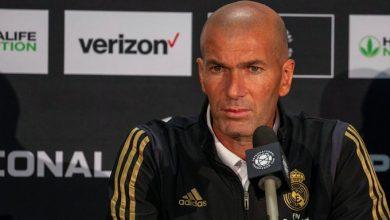 Photo of مترجم .. زيدان يرد على لعب جاريث بيل الغولف اثناء مباريات ريال مدريد الودية