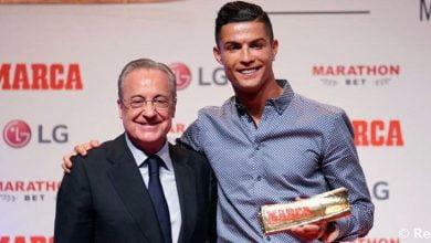 ماذا يتوقع رونالدو لريال مدريد وبرشلونة في الموسم الجديد؟