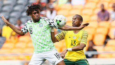 نيجيريا و جنوب أفريقيا