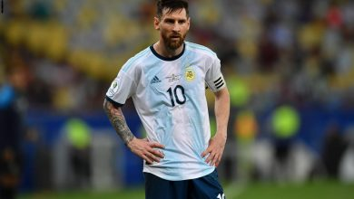صورة ميسي مهدد بانتهاء مسيرته مع الأرجنتين