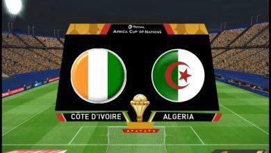 الجزائر و كوت ديفوار