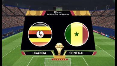 السنغال و أوغندا